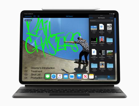 El chip A12Z Bionic del iPad Pro (2020) es muy similar al de la generación anterior según los primeros 'benchmarks'