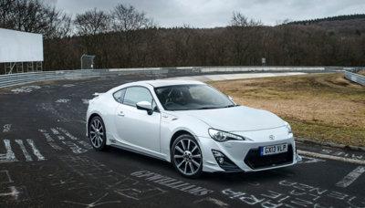 Toyota prepara un deportivo por debajo del GT 86