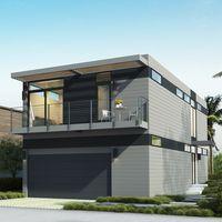 De poner un altavoz en tu hogar a una casa entera con Alexa: Amazon invierte en una empresa de casas prefabricadas