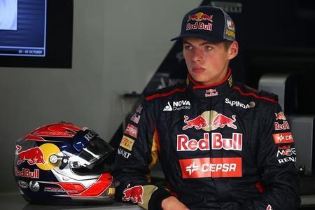 Max Verstappen volverá a rodar con el Toro Rosso en los entrenamientos libres de Estados Unidos