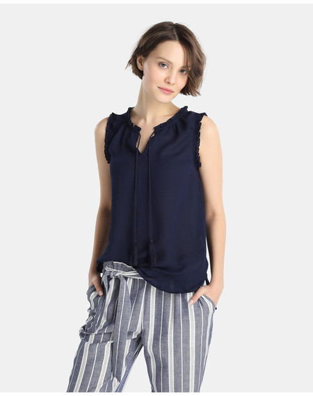 Blusa Bohochic Unit Moda Hipercor
