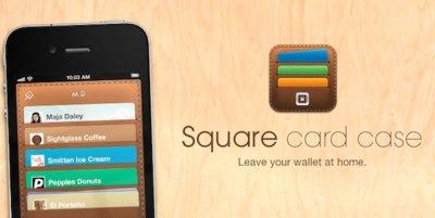 Square lanza la app Card Case para iOS