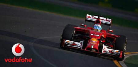 Vodafone Fútbol incluirá también Fórmula 1 y MotoGP hasta final de año