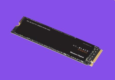 Uno de los mejores SSD, a precio de derribo: el WD Black NVMe de 500 GB cuesta ahora 104,99 euros