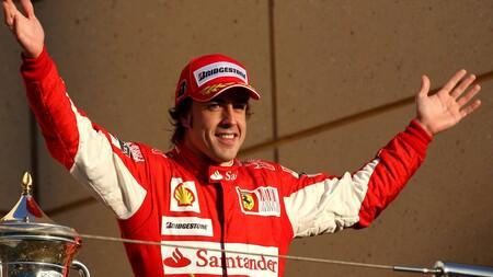 Alonso Barein F1 2010