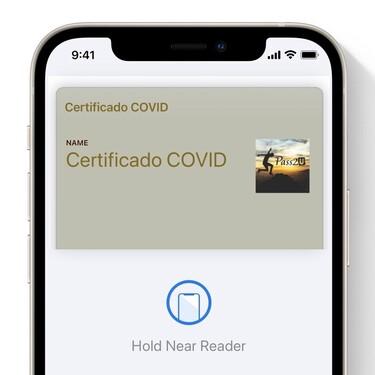 Cómo instalar el Certificado COVID en Wallet del iPhone para tenerlo siempre disponible