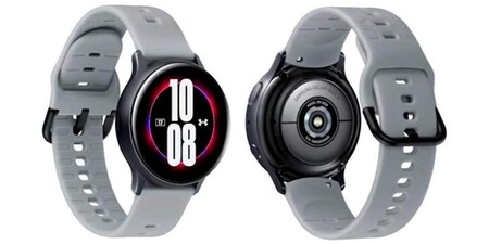 Samsung Galaxy Watch Active 2 Under Armour Edition 2