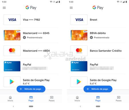 Google Pay Apodos