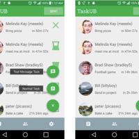 TaskUB es el gestor de tareas en Android que nos ayudará a que otros hagan sus tareas