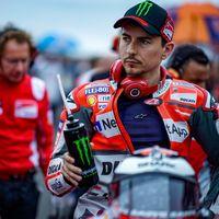 Lin Jarvis entreabre la puerta a Jorge Lorenzo para volver a Yamaha con una tercera M1 oficial