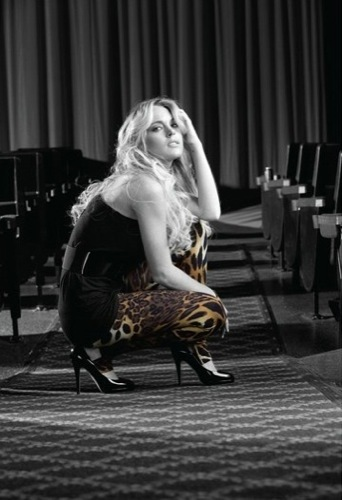 Lindsay Lohan y su marca de leggins sigue creciendo IV