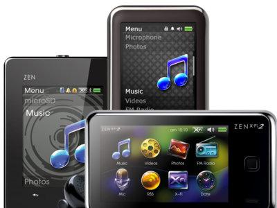 Creative no va a por uno, sino a por 8 fabricantes de móviles: nueva guerra de patentes