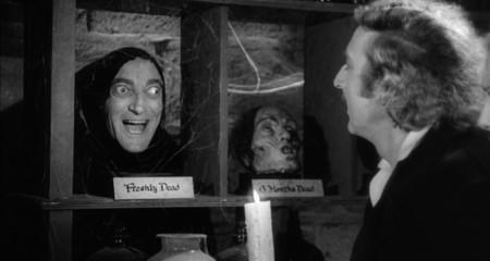 2e60345c31a6d Especial Frankenstein (VIII)   El jovencito Frankenstein  de Mel Brooks