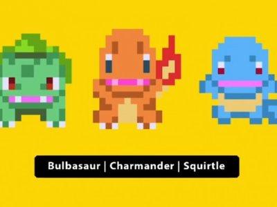 Bulbasaur, Charmander y Squirtle se cuelan en Mario Maker