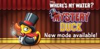 """¿Dónde está mi agua? recibe más niveles con """"A secar al aire"""" y """"Mystery Duck"""""""