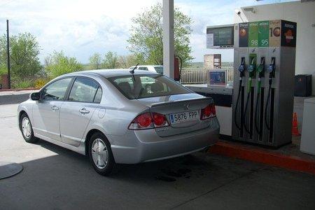 ¿Tendremos 'céntimo verde' en los precios de los carburantes?