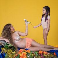 Beyoncé nos deleita con más fotos como la Venus de Botticelli