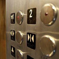 Los botones de cerrar puertas de los ascensores son falsos: su única función es hacerte creer que tienes el control