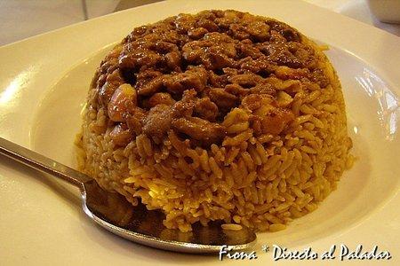 Arroz Teppanyaki