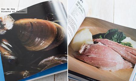 Cocina gallega. Libro de recetas