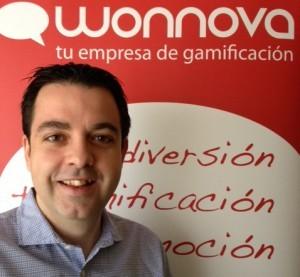 """José Ángel Cano de Wonnova: """"con la gamificación se consigue que tareas tediosas se puedan convertir en divertidas"""""""