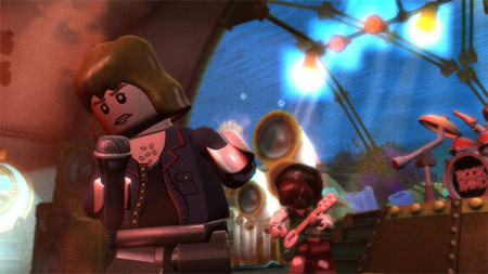 'LEGO: Rock Band' anunciado