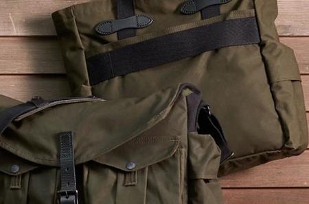 Filson crea las mochilas definitivas con la colaboración de McCurry y Harvey