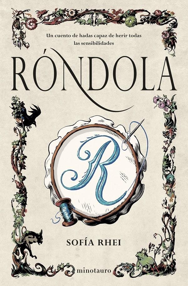 Portada de la novela de Sofía Rhei 'Róndola'.