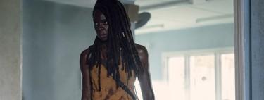 'The Walking Dead' vuelve a ponerse interesante: la temporada 10 de la serie ha mejorado a tiempo para despedir a Michonne