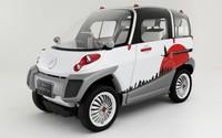 [Vídeo] FOMM Concept One: coche más pequeño + eléctrico + anfibio