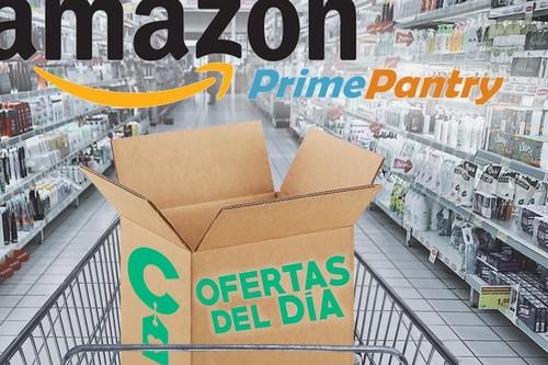 Mejores ofertas del 4 de diciembre para ahorrar en la cesta de la compra con Amazon Pantry