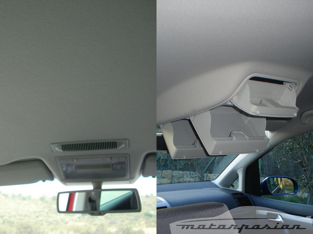 Foto de SEAT Altea XL contra Volkswagen Touran  (33/36)