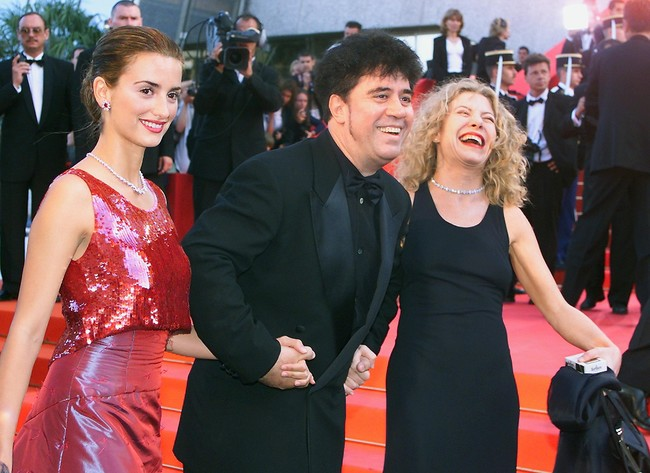 Almodovar Cannes 1999