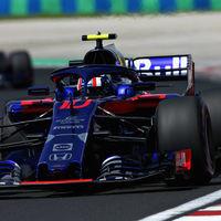 Pierre Gasly termina sexto el GP de Hungría y Red Bull cada vez tiene más ganas de irse con Honda