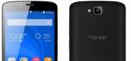 Huawei Honor Holly, a plantar cara a Android One con Android