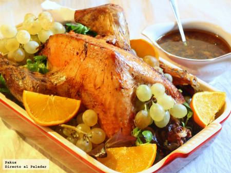 Pavo de Navidad: receta tradicional