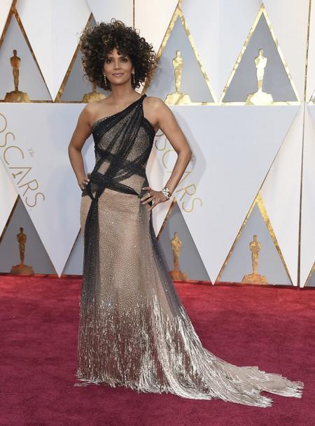 Halle Berry Atelier Versace Oscars2017