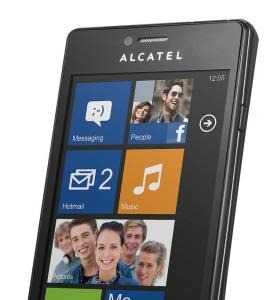 Alcatel One Touch View, otro Windows Phone asequible