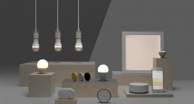 Ikea Smart Home Lighting