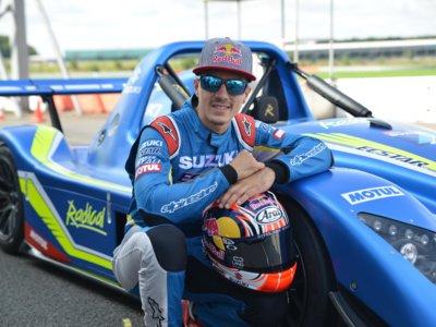 Premio para Maverick Viñales: ha pilotado un Radical SR3 de 260 caballos y este es el vídeo que lo demuestra