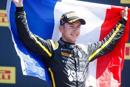 Fallece el piloto de Fórmula 2 Anthoine Hubert tras un brutal accidente en Spa