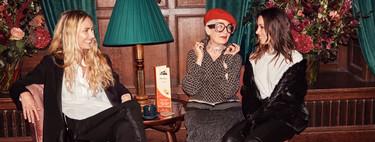Estas Navidades H&M nos propone looks de fiesta en negro (para que puedas llevarlos los 365 días del año)