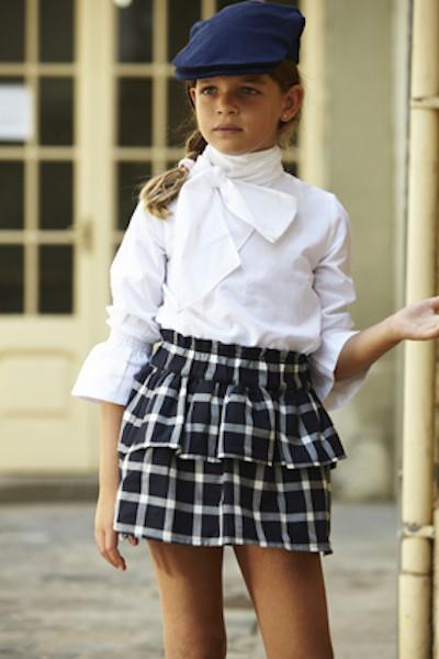 """""""Pepito by Chus"""": deliciosa moda infantil clásica de estilo actual"""