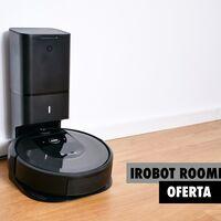 Este robot aspirador de Roomba con vaciado automático se controla desde el móvil y tiene un descuento brutal en el Black Friday