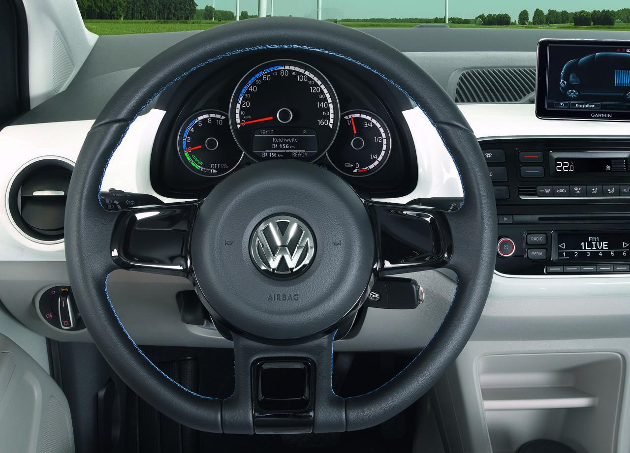 Foto de Volkswagen e-up! (26/26)