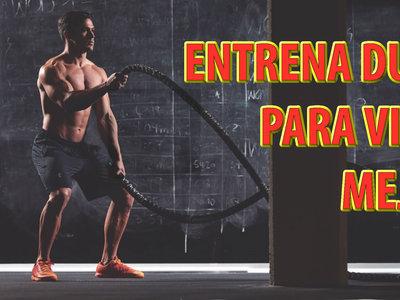 ¿Entrenas con alta intensidad para mejorar salud, forma física y adelgazar? (Vídeo)