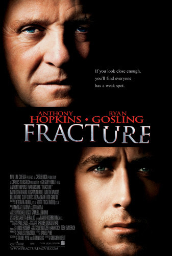 Trailer y poster de 'Fracture', con Anthony Hopkins y Ryan Gosling