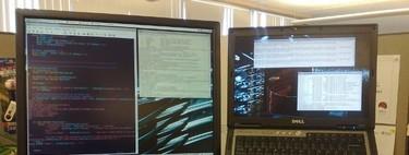 Prevenir problemas cervicales colocando correctamente el monitor