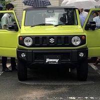 ¡Filtrado! El nuevo Suzuki Jimny vuelve más todoterreno que nunca
