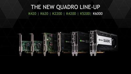 "NVIDIA introduce nuevas tarjetas Quadro Kx200 Series, utilizan ""Kepler"" y ""Maxwell"""